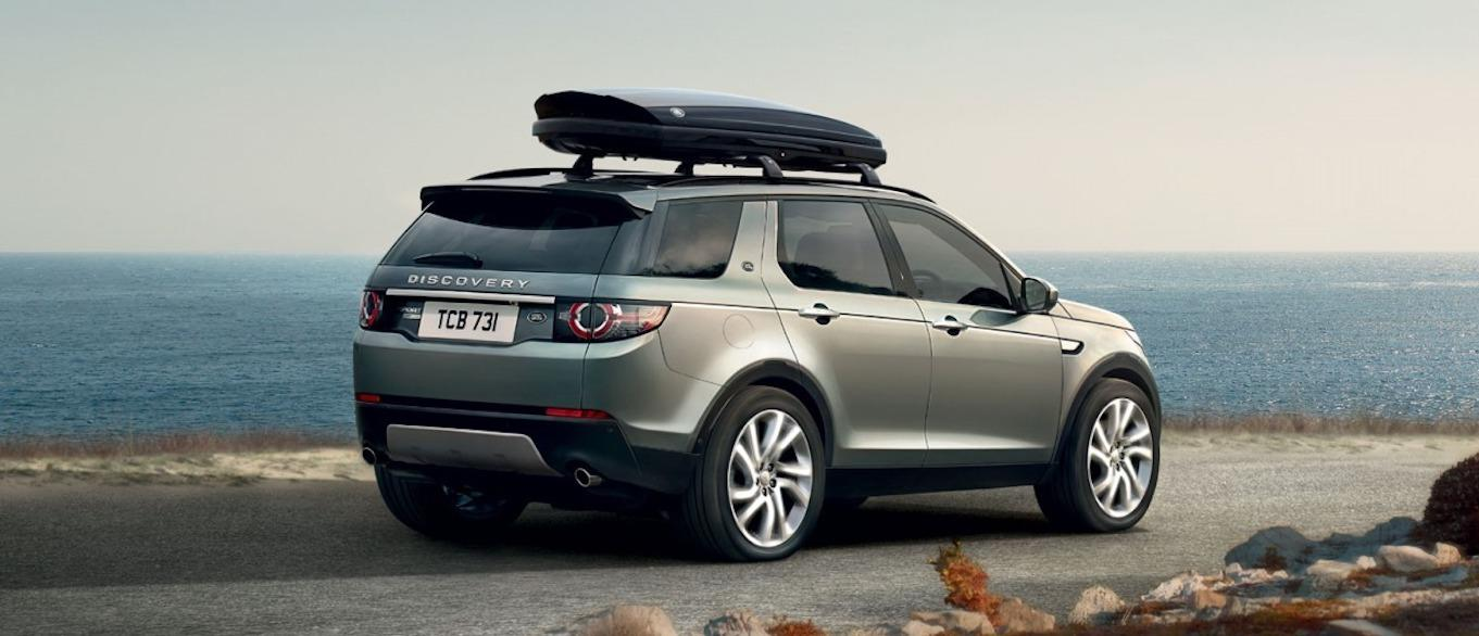 Discovery Sport avec options - offre temporaire